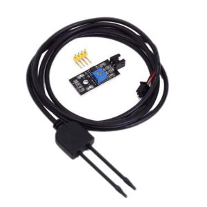Icstation Resistive Soil Moisture Sensor Module for Automatic Watering System Digital Analog Signal Output