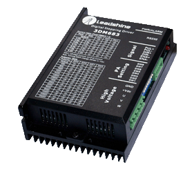 3DM683 – 3 Phase Stepper Driver 20-60VDC  from 0.5A to 8.3A